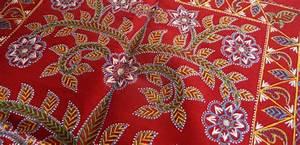 Rogan art Nirona, Kutch, Gujarat, India Gaatha गाथा