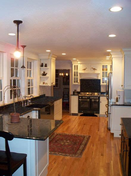 galley kitchen images stately in scituate renovisions inc 1159