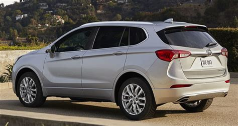 Buick Envision Gets Minor Updates For 2019