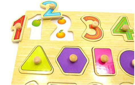 babies preschool toys 522 | Baby Toy Montessori Math Game for Early Childhood Education Preschool Training Learning Toys for Children