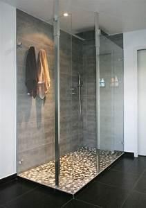 la douche italienne une solution deco et pratique With deco douche a l italienne