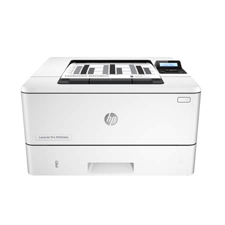You can download any kinds of hp drivers on the internet. HP LaserJet Pro M402dne Printer - C5J91A