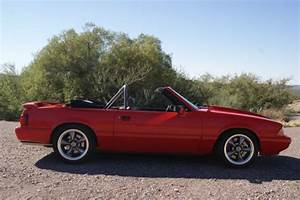1992 Ford Mustang Convertible Custom For Sale