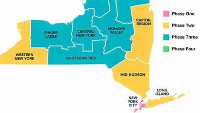 York State Synagogues Coronavirus Phases Ny Boroughs