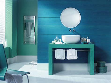couleur pour chambre garcon 20 salles de bains colorées décoration