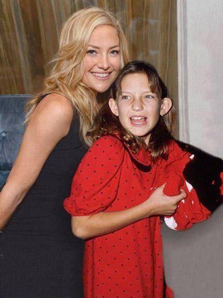 kate hudson celebrities hanging    younger