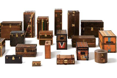 greatest travel brand  earth  history  louis vuitton luggage   lv monogram