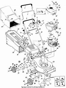 Mtd 425r097  1988  Parts Diagram For Parts