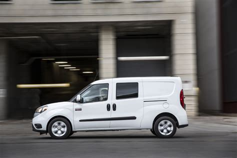 2019 Ram Promaster City Bold Grille, Not Much Else New