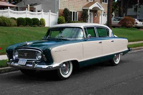 1955, Statesman Custon Sedan. Model 5545-2.