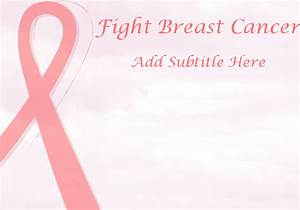 free cancer awareness powerpoint templates and backgrounds With breast cancer powerpoint presentation templates
