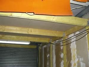 Faire Une Mezzanine : faire un petit grenier dans un garage box ~ Melissatoandfro.com Idées de Décoration