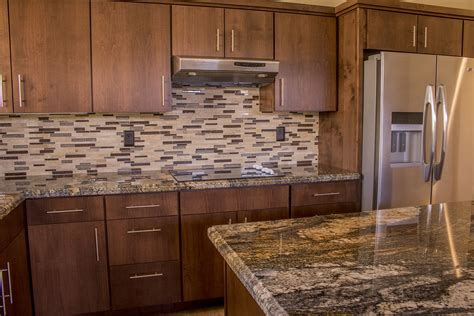 Custom Backsplash  West Valley Kitchen & Bath