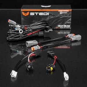 2 Output Plug And Play Quick Fit High Beam Smart Harness