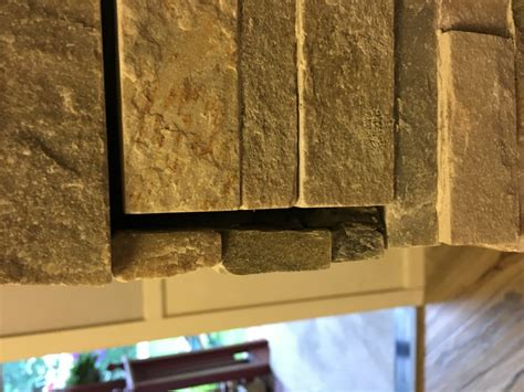 problems  professional stacked stone veneer install