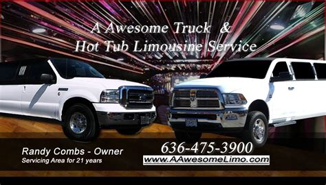 If your rv has additional tanks add $75 for each additional gray tank and $125 for each additional black tank. A Awesome Truck & Hot Tub Limousine Service Reviews ...