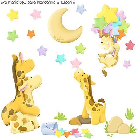 dibujo jirafa infantil awesome menta ms chocolate