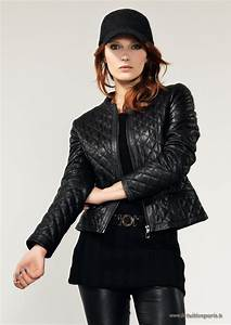 blousons et vestes en cuir tendance collection 2013 pret a With site tendance mode