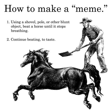 Beating A Dead Horse Meme - image 540689 beating a dead horse know your meme
