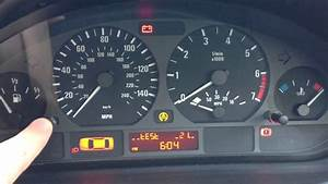 Bmw E46 318i Dashboard Fault