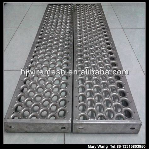 perforated metal stair treads buy  slip stair treads