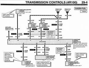 Ford Transmission Wiring Harnes Diagram