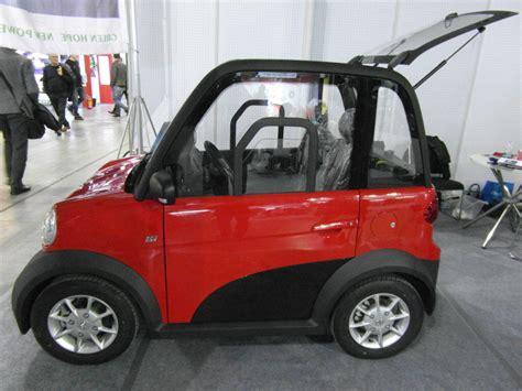 elektro kabinenroller 80 km h e elektro leichtkraftauto bis 45 oder 80 km h