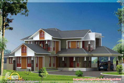 kerala style house  models kerala home design