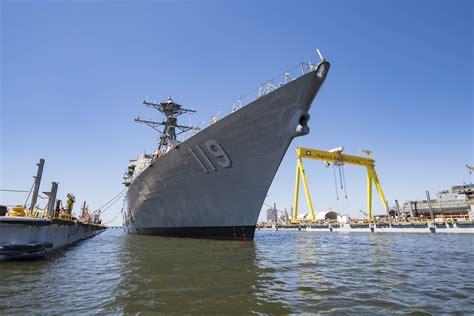 USS Delbert D. Black (DDG-119) | Modern weapons