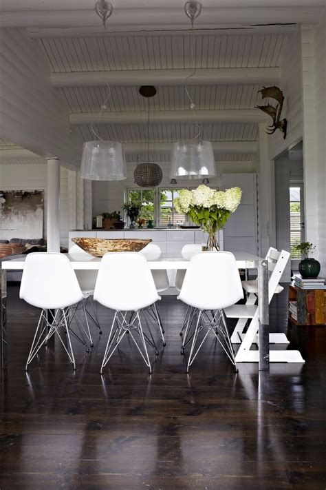 Trendy Dining Room  Cute Photo