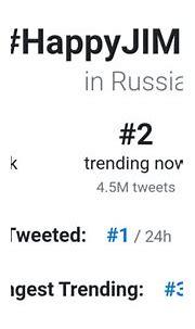 Social Media King BTS Jimin rules worldwide Twitter trends ...
