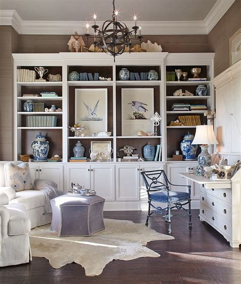 Home Office Bookcases by 10 Cheerful Home Offices With Beautiful Style