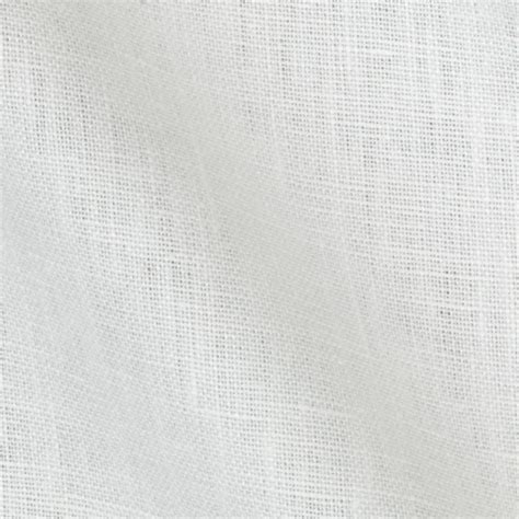 white linen drapery fabric kaufman waterford linen white discount designer fabric