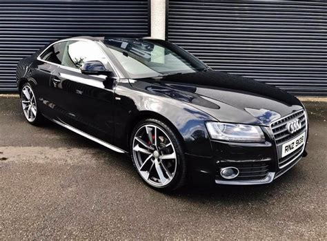 audi a5 5 porte 2009 audi a5 s line 2 0 tdi 170 coupe 3 door 20 alloys