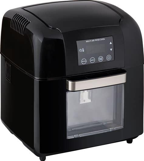 fryer air oven walmart quart deep safe electric dishwasher cooker non digital oil preheat