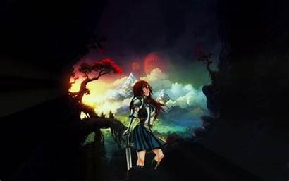 Erza Scarlet Wallpapers Fairy Tail Ezra Pixelstalk