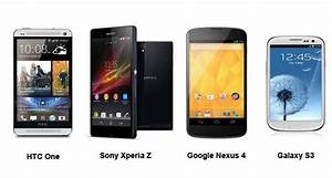 Htc one vs xperia z vs nexus 4 vs galaxy s iii for Unofficial jelly bean 4 2 1 available for htc one s and others