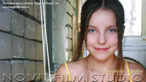 Model Photo Gallery I Future Top Model Emilia Sorokina