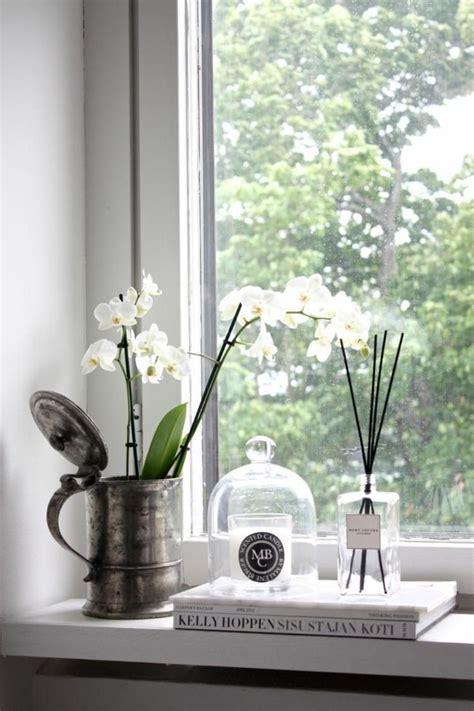 Deko Für Fensterbrett by Auf Der Fensterbank Gedeihen Orchideen Sehr Gut Deko