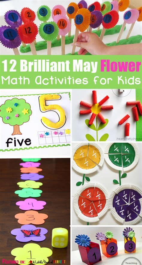 12 brilliant may flower math activities for 734 | 715873728b2657970a7194f1bb24697c