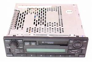 Premium 5 Radio Head Unit Vw Jetta Golf Cabrio Passat Mk4