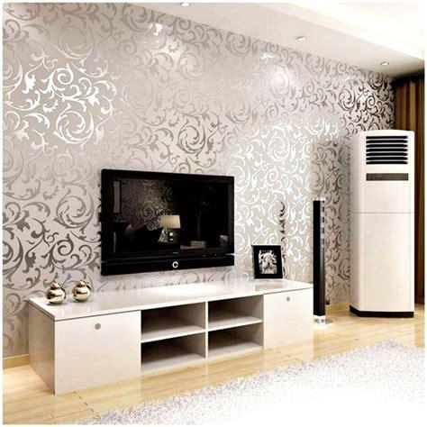 inspiration wohnzimmer tapeten