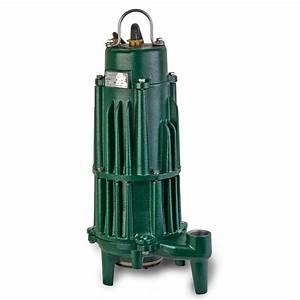 Zoeller 840 Grinder Pump