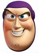 Buzz Lightyear Face Ma...