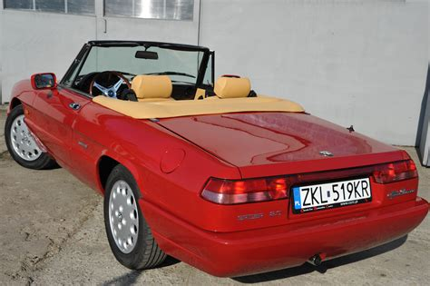 Alfa Romeo Restoration by 91 Alfa Romeo Spider Classic Car Restoration Center