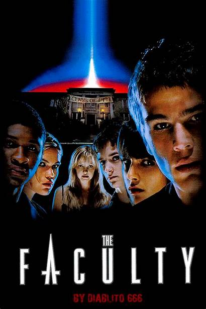 Horror Poster Film Faculty Moviegif Gifs