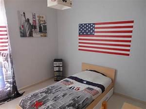 deco chambre etats unis maison design modanescom With deco chambre etats unis