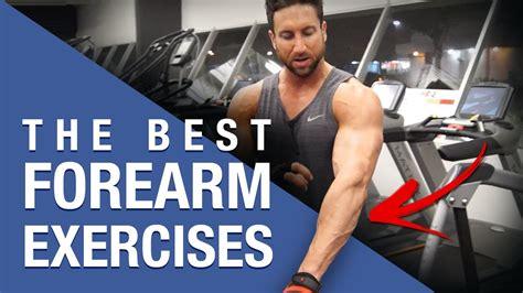 forearm workout  forearm exercises  reach popeye