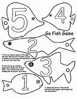 Fish Game Go Coloring Pages Print Crayola Games Activities Printable Paper Colouring Fishing Cut Caught Fun Barbie Template Children Crafts sketch template