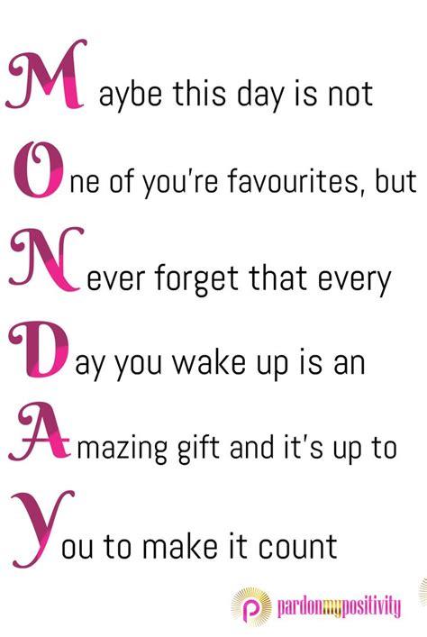 happy monday quotes ideas  pinterest monday